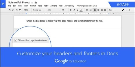 Two New Google Drive Updates You Should Know About ~ Educational Technology and Mobile Learning | Edtech PK-12 | Scoop.it