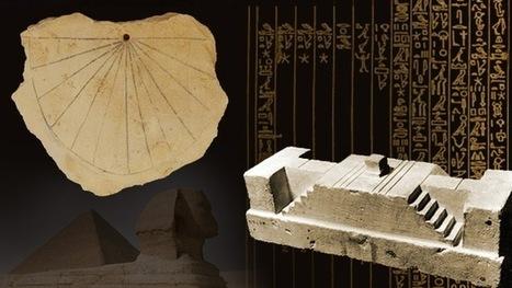 A los faraones les llegó la hora: Desentrañan el 'mecanismo' del reloj del Antiguo Egipcio | Mundo Clásico | Scoop.it