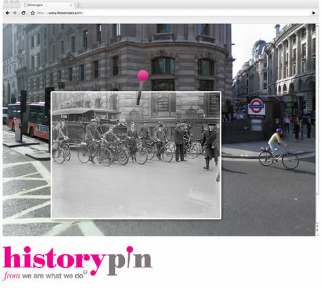 Historypin | Home | Social Studies Resources | Scoop.it