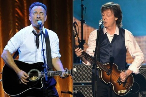 Bruce Springsteen, Paul McCartney + More Team Up to Fight Hunger - Ultimate Classic Rock | Bruce Springsteen | Scoop.it