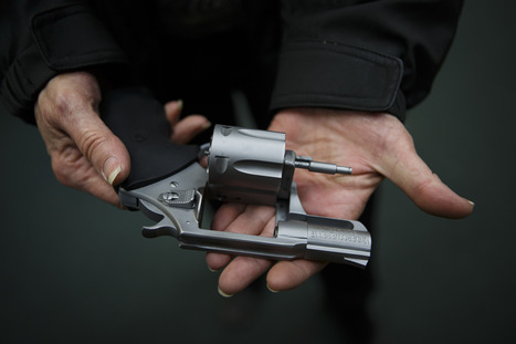 Gun control in California: Concealed-carry rules eased by federal court   News on Knotch   Scoop.it