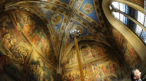 Ancient aromas of Italy's Santa Maria Novella - CNN.com | Italia Mia | Scoop.it