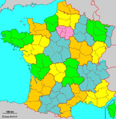 Plus de 2500 cartes d'histoire et de géographie | Théo, Zoé, Léo et les autres... | Scoop.it