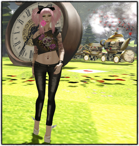 .:* SL Free for All *:.: *♠.♥* Wonderland *♣.♦* | SL Spotlight | Scoop.it