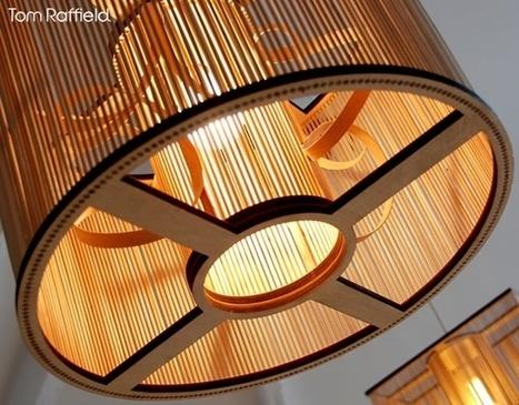 Cage pendant light | Photography - Design Graphic - SocialMedia | Scoop.it