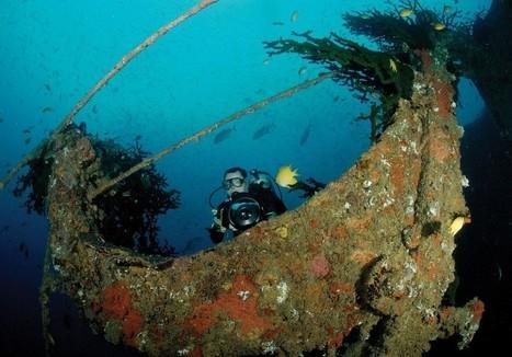 10 Unreal Shipwreck Dive Sites 09/23/2014 | DiverSync | Scoop.it