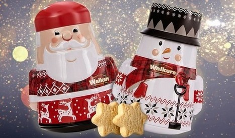 Make Walkers Shortbread a part of your holiday season | Party planning | Scoop.it