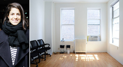 BEFORE & AFTER: The Man Repeller's Office Makeover | Office Design News | Scoop.it