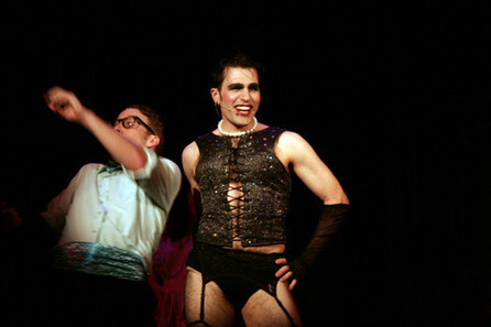 The laughter is out of this world at the 'Rocky Horror Show' | examiner.com | OffStage | Scoop.it