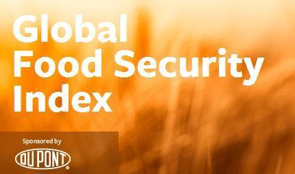 Global Food Security Index Adds New Quarterly Food Price Adjustment Factor | DuPont ASEAN | Scoop.it