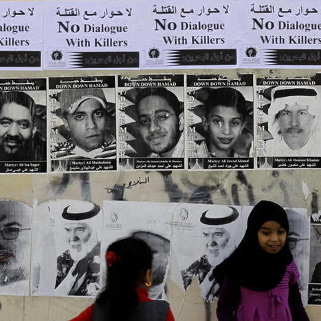 Talks to end Bahrain crisis begin amid mistrust | Human Rights and the Will to be free | Scoop.it