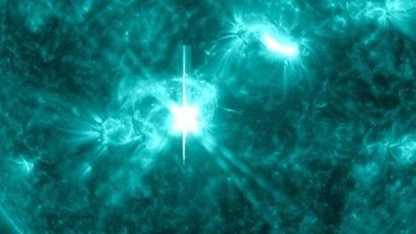 Una fuerte explosión solar provocará una potente tormenta magnética en la Tierra | Deporte, ciencia y vida | Scoop.it