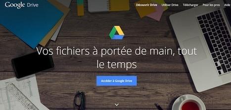 Google Drive autorise la gestion des différentes versions d'un même fichier - #Arobasenet.com | Geeks | Scoop.it