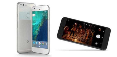 Les smartphones de Google dévoilés par mégarde | Chroniques libelluliennes | Scoop.it