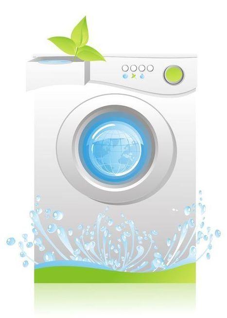 Lave-linge - Ne vous faites pas rincer ! | Economiser l'énergie | Scoop.it