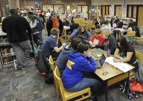 School libraries recognized as ready for 21st century | School Library Advocacy | Scoop.it