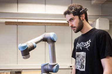 Controlling robots with your thoughts - Nanowerk - Nanowerk LLC | Systems Theory | Scoop.it