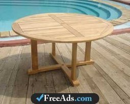 Multi-purpose Teak Wood out Door Furniture | Teakia : Teak wood outdoor furniture | Scoop.it
