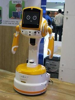 Another Robot Teacher Enters Korean Classrooms | Singularity Hub | An Eye on New Media | Scoop.it