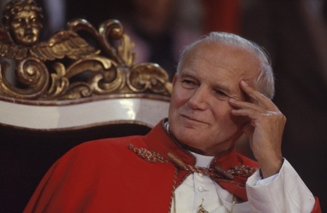 Pope John Paul II to be Made a Saint | Society | Scoop.it