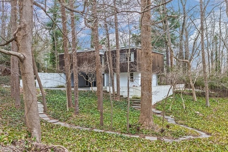 Untouched 1953 Marcel Breuer House Asks $1.1M | Mid-Century Modern Architects and Architecture | Scoop.it