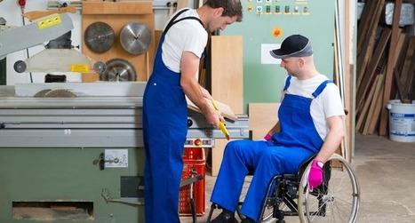 L'accès au monde du travail des personnes en situation de handicap | Personnes Handicapées emploi-formation | Scoop.it