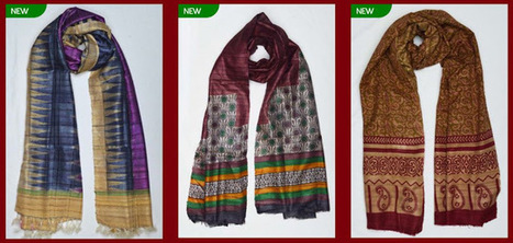 Which shawl is right for you? | Sari Dhoti and Designer Shawl for Women | Scoop.it