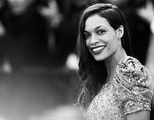 Rosario Dawson Had A Wardrobe Malfunction At Cannes, Too - Sexy Balla | News Daily About Sexy Balla | Scoop.it