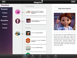 Adaptive learning application lets parents track what kids have learned | Macworld | Learning Analytics for Education | Scoop.it