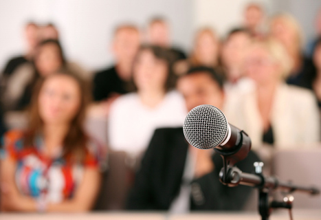 15 Public Speaking Tips from Improv Pros | Positive futures | Scoop.it