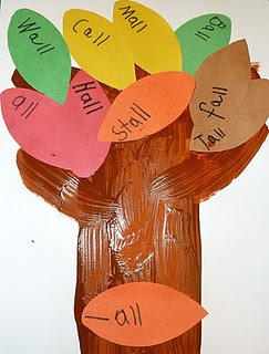 Mom to 2 Posh Lil Divas: Fall Leaf Themed Math & Literacy Learning Ideas for Pre-K & K | Literacia no Jardim de Infância | Scoop.it