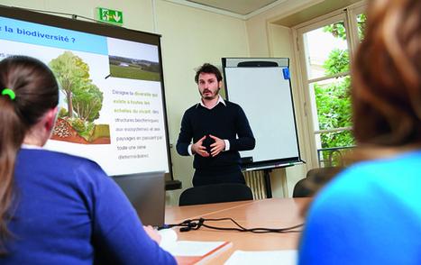 Se former aux énergies renouvelables en Picardie #éolien #bâtiment | Emplois verts | Scoop.it
