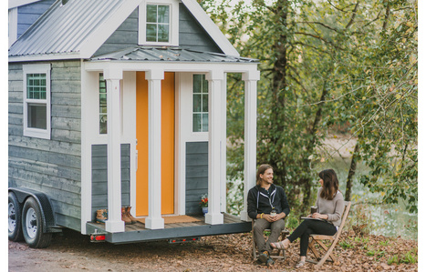 Heirloom: le mobil-home qui fait envie | Un petit goût de Vacances | Scoop.it