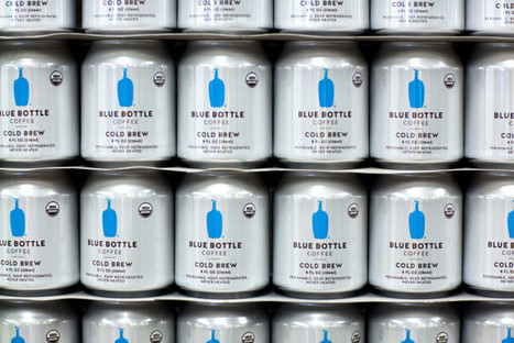 Blue Bottle on Its Coffee in a Can: 'We Found Magic' | Coffee News | Scoop.it