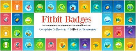 FitBit Badges List   Health Habits   Scoop.it