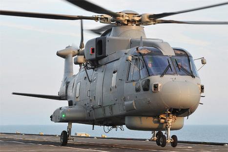 Merlin Mk2 puts to sea for the first time | D-FENS | Scoop.it