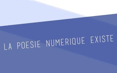 Poésie Numérique : la naissance d'un champ | confettis | Scoop.it