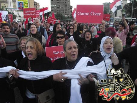 Egyptian women march on Jan. 25 anniversary | Égypt-actus | Scoop.it