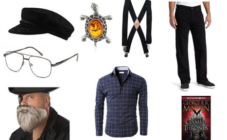George R. R. Martin | cosplay and halloween costume diy guides | Costumes | Scoop.it