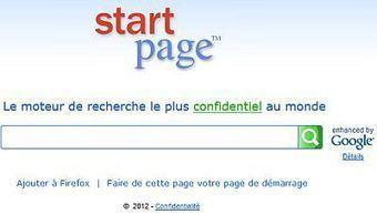 Starpage - Un moteur de recherche basé Google qui garde votre anonymat | Théo, Zoé, Léo et les autres... | Scoop.it