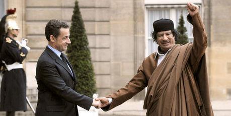 Nouvelles accusations sur un financement libyen de la campagne de Sarkozy | Autres Vérités | Scoop.it