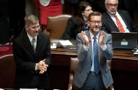 In historic vote, Minnesota Senate approves same-sex marriage bill | Gov and Law-McKinna | Scoop.it