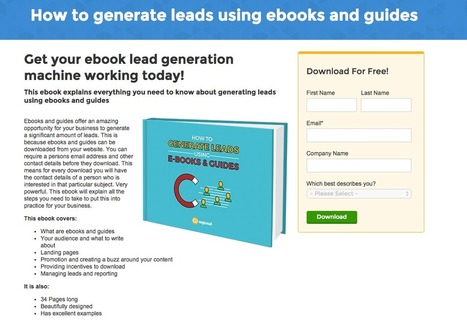 So Your Ebook Didn't Generate Leads? You Could Be Making These Rookie Mistakes | MarketingHits | Scoop.it