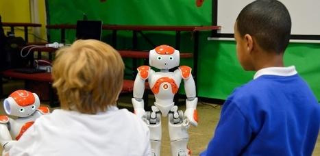Escola usa robôs para interagir com crianças autistas | Tecnologia, mobilidade e educação | Scoop.it