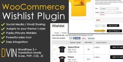 40 Plugins WooCommerce pour un eShop Complet | le webdesign | Scoop.it
