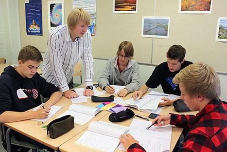 LUMA.fi: Vuoden LUMA-toimijat 2014: Yksilöllisen oppimisen malli syntyi omien opetusmenetelmien muutoksesta | Samin silmin | Scoop.it
