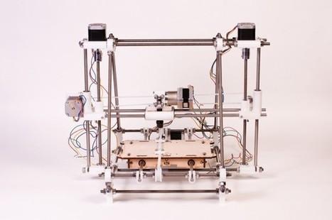 Warsztaty – Drukowanie 3D – RepRap | | Zrób to sam 2.0 | Zrób to sam 2.0 | Scoop.it
