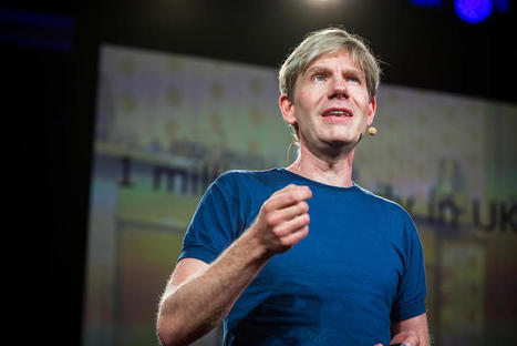 Smiley Bjorn Lomborg prefers a sunny view of climate change over the grim reality | Climate change challenges | Scoop.it