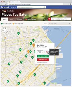 OpenTable enhances social media offerings | Restaurant Marketing Tips | Scoop.it