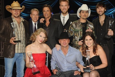 2012 Top Country Artists To Be Honored On ... - Country Music Rocks | Country Music Today | Scoop.it